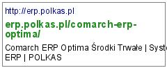 http://erp.polkas.pl/comarch-erp-optima/